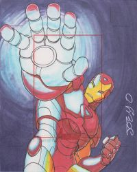 World's Greatest Heroes AP Iron Man by JoeOiii