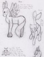 Animals of Charita 2 by Crysums