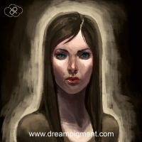 Face Study 6 by DreamPigment