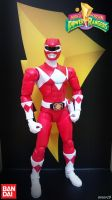 Red Ranger (Legacy) by areev19