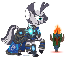 Far-Seer Zecora by Starbolt-81