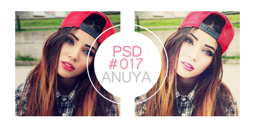 PSD#017 by Anuya