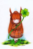Event Prize: Finding Clover by astgart