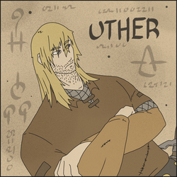 Uther ICON by chevy1616