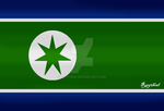 Neverland flag by Raythial