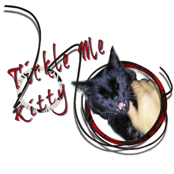 Tickle me kitty by PAmntngrl