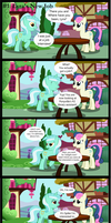 COMIC: Lyra's New Job by HatBulbProductions