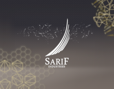 Sarif Industries Wallpaper by elrunethe2nd