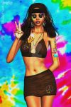Peace Out by brandydeshea