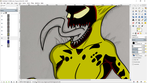 Wip 11-5-15 by SpiderTrekfan616