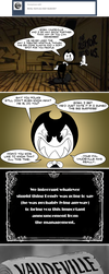 Ask Bendy 227 by FractiousLemon