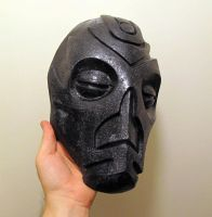 Dragon Priest Mask - First Pull. by Thomasotom