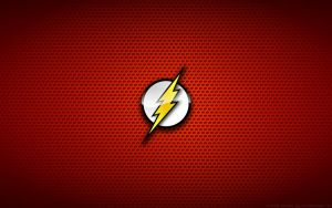 Wallpaper - The Flash Logo by Kalangozilla