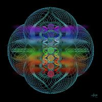 Chakras in  activation by Ashnandoah
