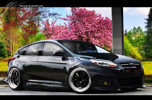 Ford Focus 2011 by TKtuning