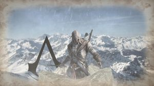 Assassins Creed 3 Connor GFX art by jimjim617