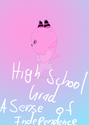 High School Grad - A Sense of Independence by Sophiegirl2001