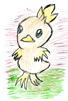Torchic by Fran48