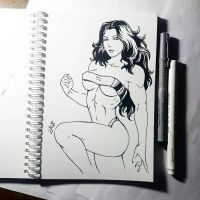 Instaart - She-Hulk (NSFW on Patreon) by Candra
