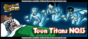 AT4W: Teen Titans no.13 by DrCrafty