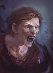 Dude with teeth for some reason screams.Jpg by deathnear