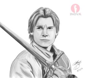 Jaimie Lannister by brunoogp
