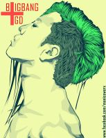 GD Blend in GREEN by maddaluther