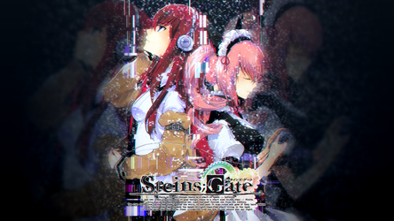 Steins Gate Wallpaper by xStree