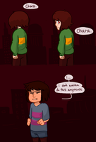 Chara (p. 1?) by Tuxedough