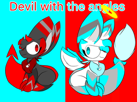 Devil with the angles by Perma-Fox