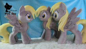 Derpy x 3, 1 for sale by Vegeto-UchihaPortgas