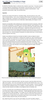 My Little Pony dissertation by Patameth