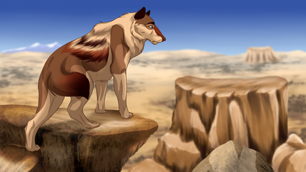 Top of the World by SacaraWolf5498