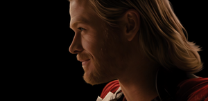 Thor - painting by Lasse17