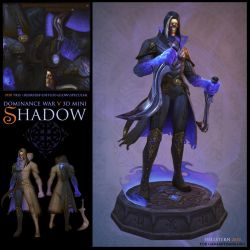 Shadow by Hellstern