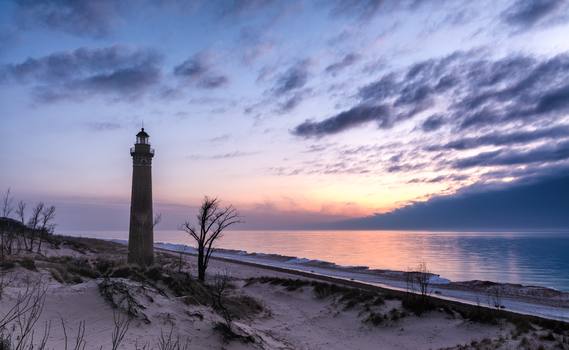 Little Sable Point Light by gmrussell