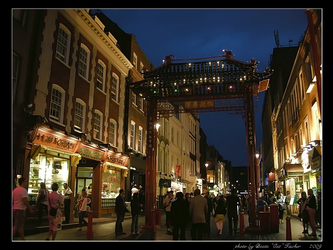 A night in London's Chinatown by Lady-CaT