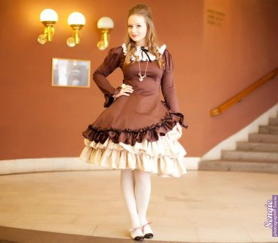 Chocolate Lolita by leviceversailles
