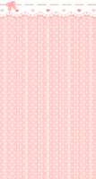 FREE Custom Box Background ~ Pink Polka Dots by Sleeplesssmiles