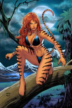 Tigra Colors by Arciah