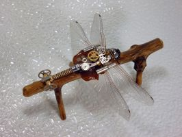 Steampunk-Clockpunk Bugs 11 by dkart71