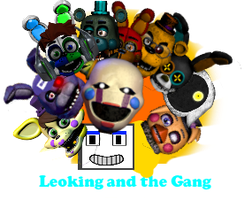 Leoking and the gang icon by Leoking08