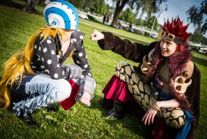 One Piece - Pay attention!! by Wihelmi