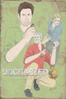 Uncharted 3 by SeiKyo-Art