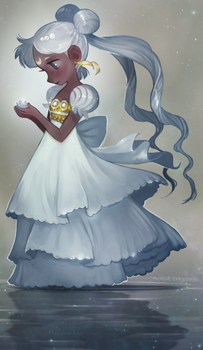 Princess Serenity by tinypaint