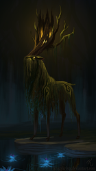 Moss Lord by krazykrista