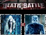 Request #122 Killer Frost vs Iceman by LukeAlanBundesen