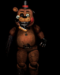 Five Nights at Freddy's [Withered Toy Freddy] by Christian2099