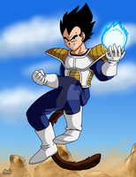 Another chance at victory by Goku-san