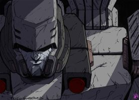 Megatron by TheButterfly